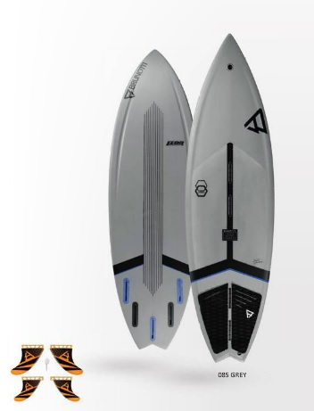 Brunotti Kite Surfboard Boomer 2018