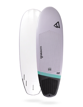 Brunotti Soft Kite Surfboard S-Byron 2017