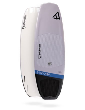 Brunotti Soft Kite Surfboard S-Brymm 2017
