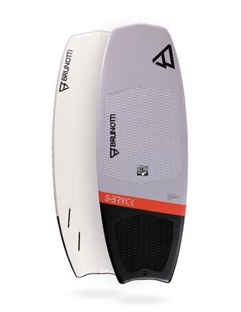 Brunotti Soft Kite Surfboard S-Bryck 2017