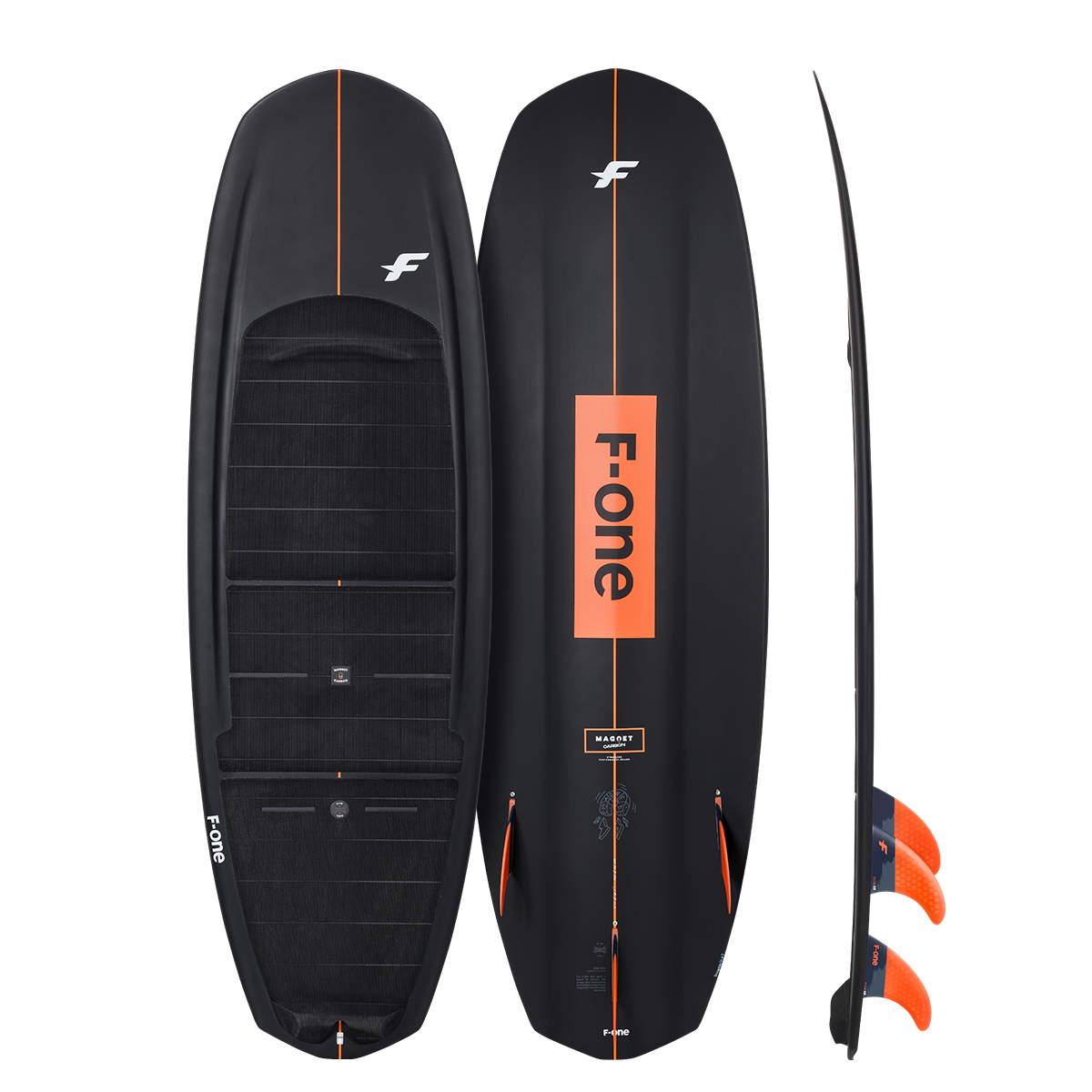 F-ONE MAGNET CARBON 2021