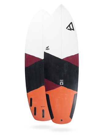 Surfboard Krypto 2017