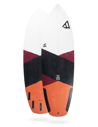 Surfboard Krypto 2017