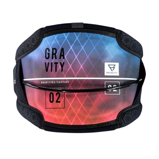Кайт трапеция Brunotti Gravity 02 Blue