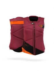 Defence  Wake Vest Front-Zip