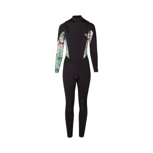 Glow Women FZ 5/4 mm Women Wetsuits