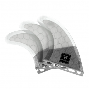 Hexatech Thruster Set Uni Fins